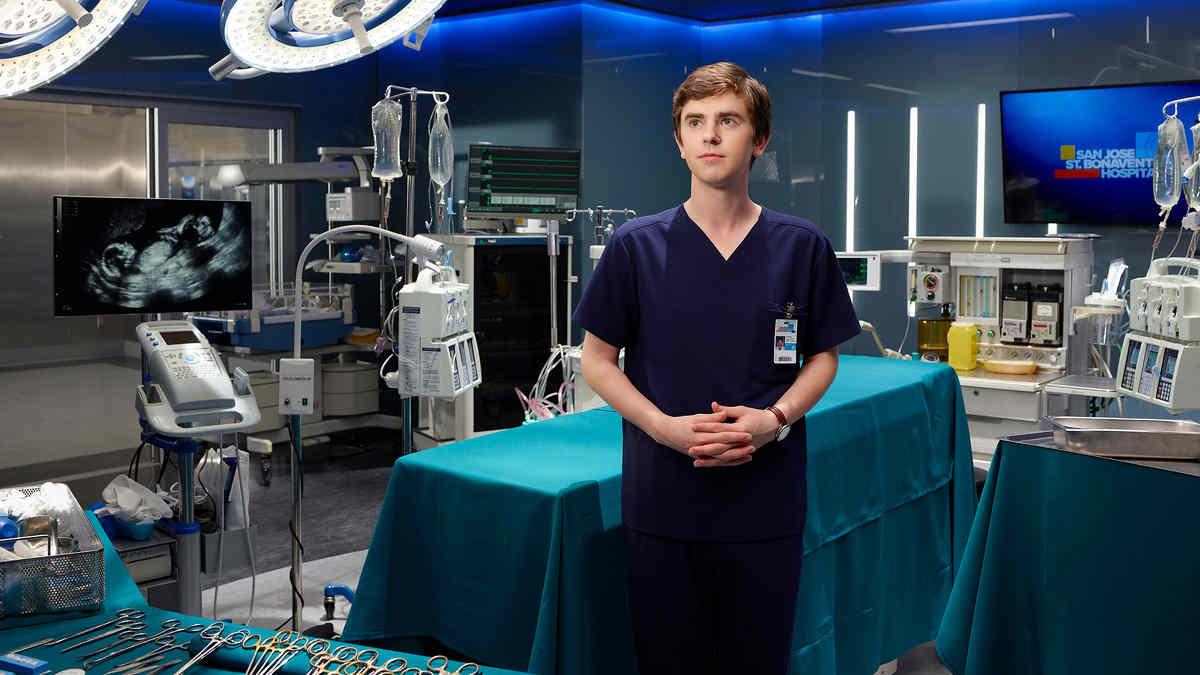season finale The Good Doctor Season 3 Episode 20