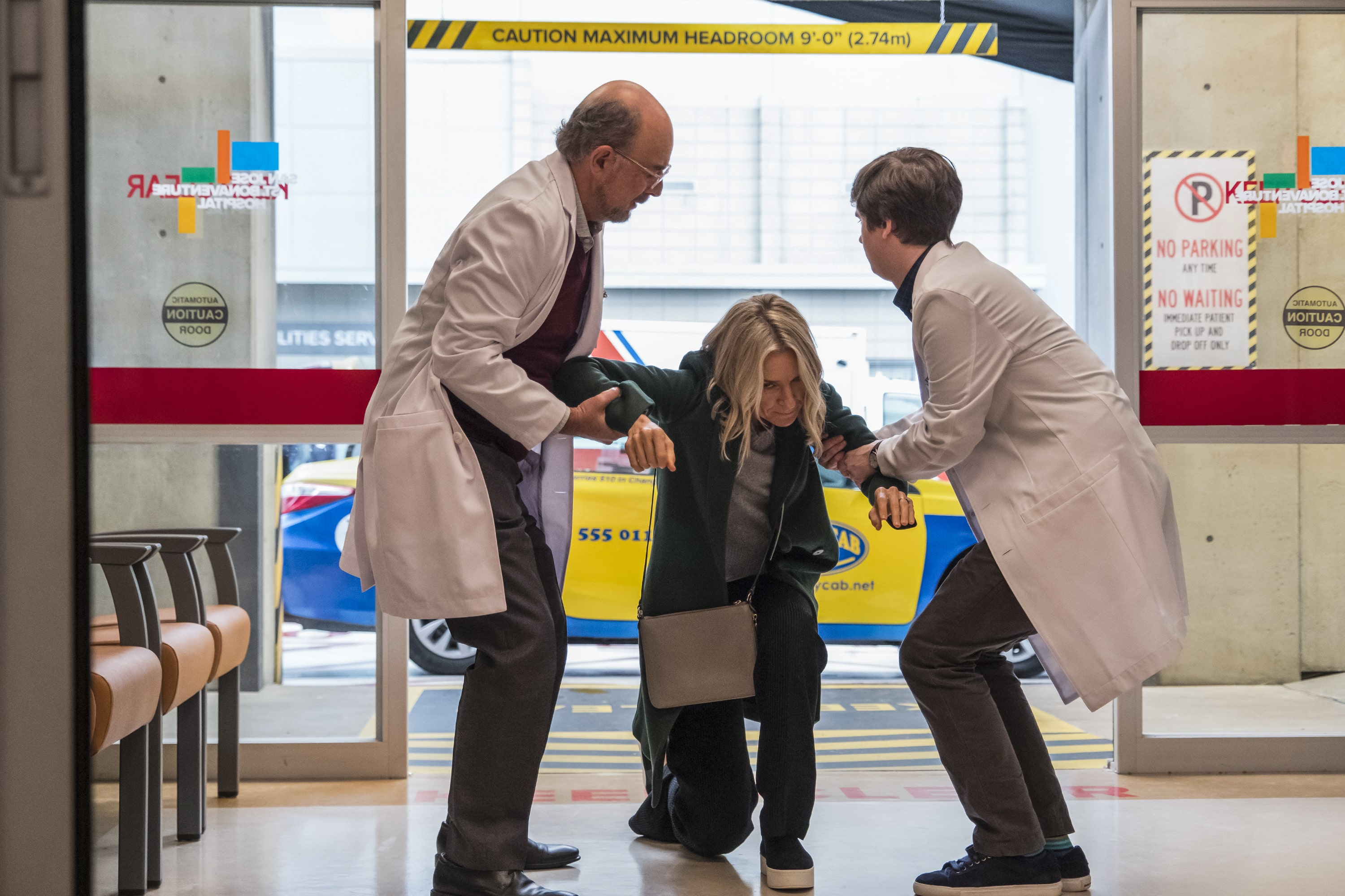 """""""The Good Doctor, """"Fixation"""" """" MONDAY, MARCH 2 (10:00-11:00 p.m. EST), on ABC."""