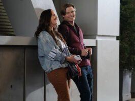 CAMILLA LUDDINGTON CHRIS CARMACK Greys Anatomy Season 17 Episode 16