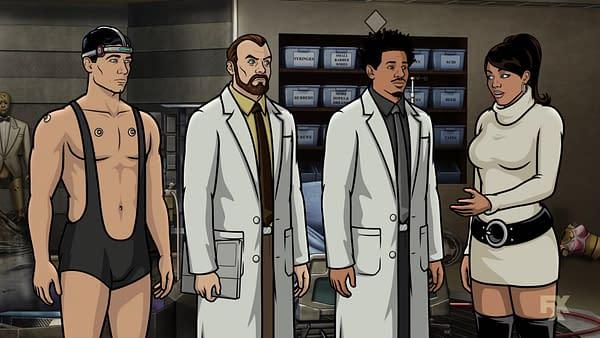 Archer Season 12 Episode 7
