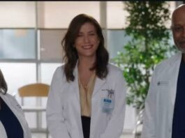 """Grey's Anatomy Season 18 Episode 3 """"Hotter Than Hell"""" - Addison Montgomery' is Back!"""