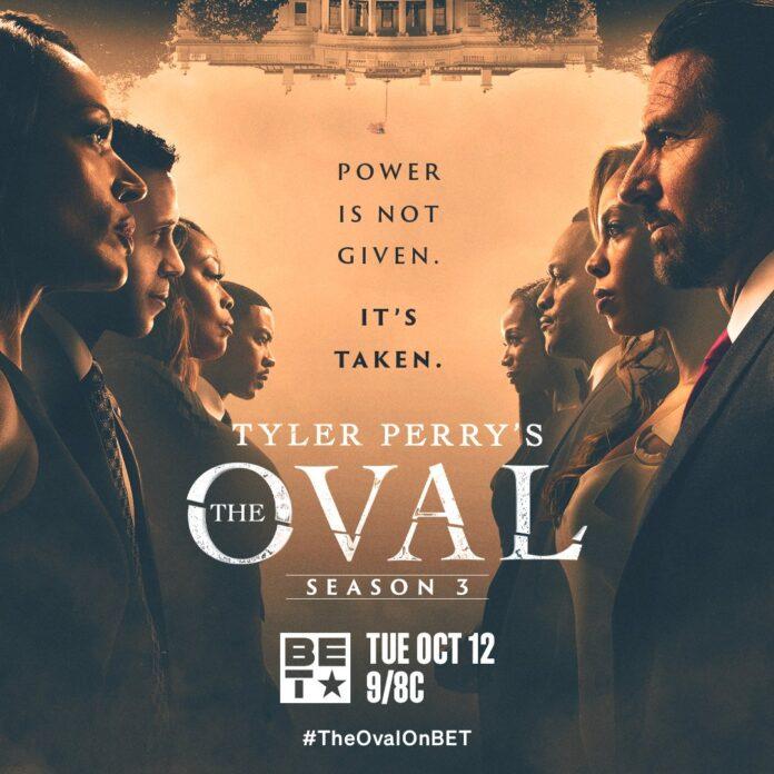The Oval Season 3 Episode 1